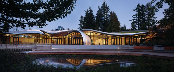 Gallery of VanDusen Botanical Garden Visitor Centre / Perkins+Will - 16