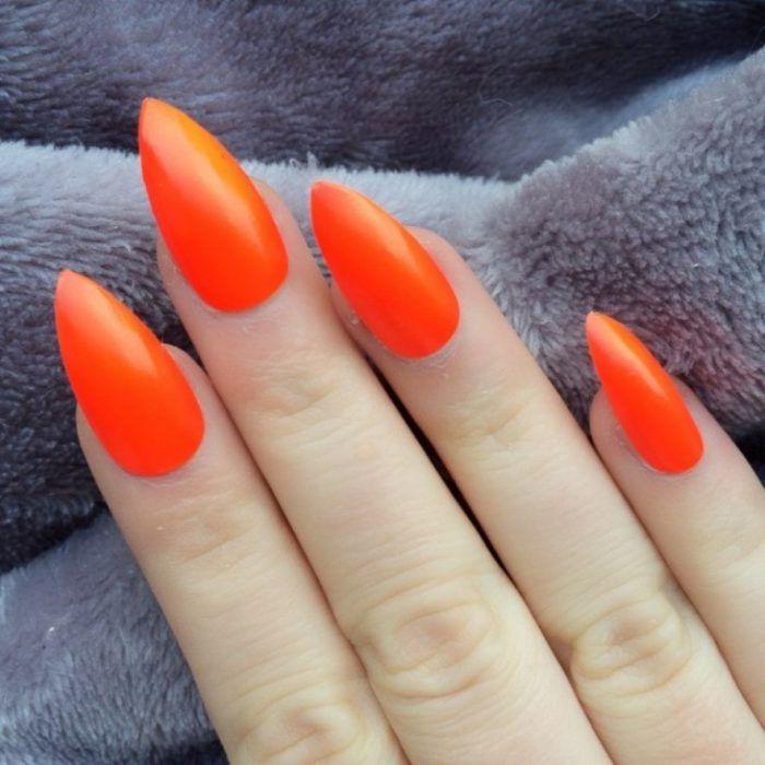 9 best orange nail images on pinterest orange nails