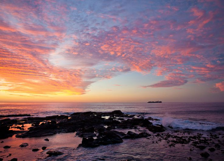 Bantry Bay - some of Cape Town's best sunsets. #Africa #SouthAfrica #CapeTown