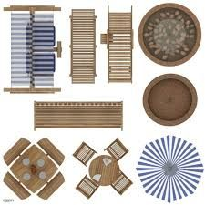 furniture top view images - Google Search
