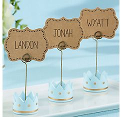 Little Prince Place Card Holder