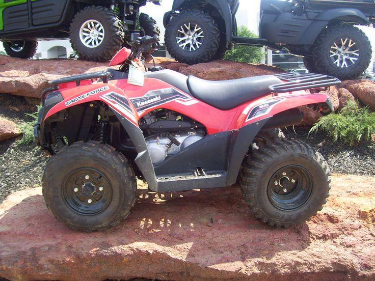 26 best my ATV (Kawasaki Brute Force 300) images on Pinterest ...