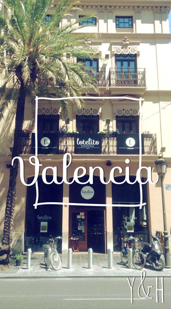 Lotelito Rooms & Bar Valencia