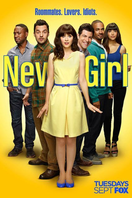 New Girl: Season 4  This is the season when Damon Wayans, Jr. is promoted to a series regular and Jessica Biel plays a hot scientist.  Available January 5