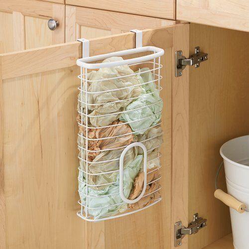 15 pines de dispensador de bolsa de pl stico que no te - Dispensador bolsas plastico ...