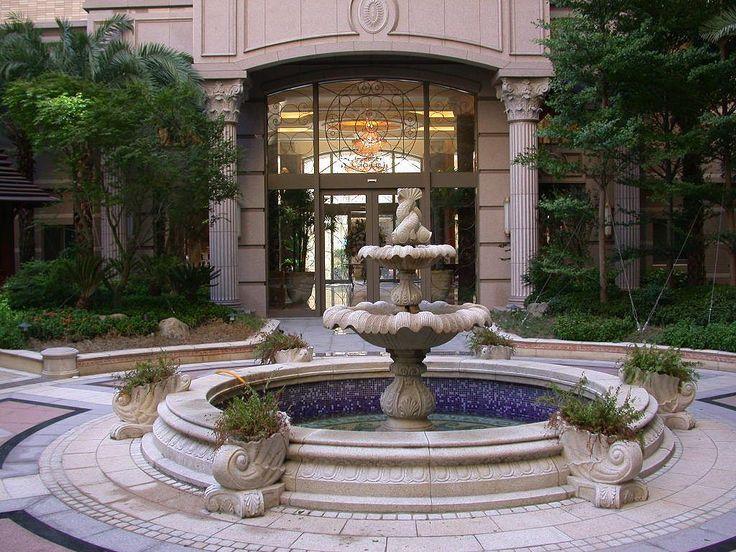 199 Backyard Water Fountains Design Ideas