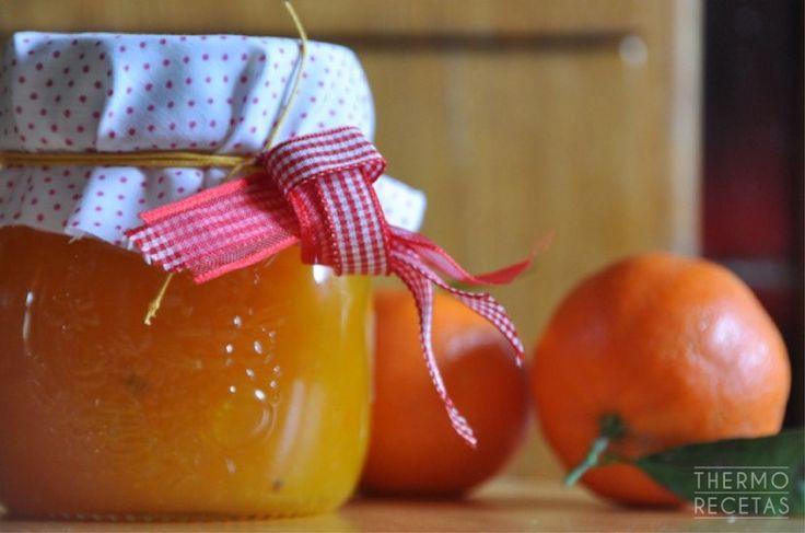 Mermelada de mandarina y cardamomo - http://www.thermorecetas.com/2015/01/07/mermelada-de-mandarina-y-cardamomo/