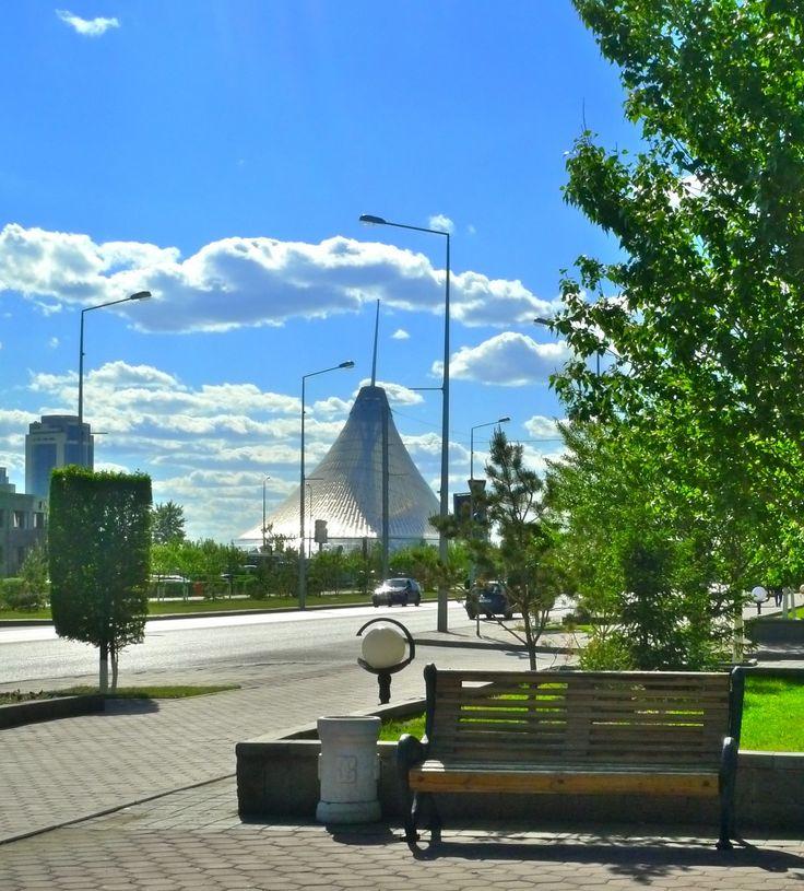 Greenery, Astana