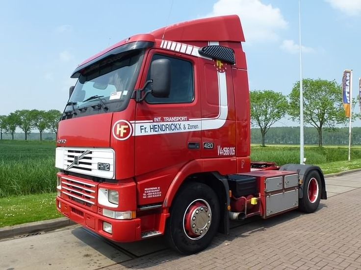 For sale: Used and second hand - Tractor unit VOLVO FH 12.420 MANUAL