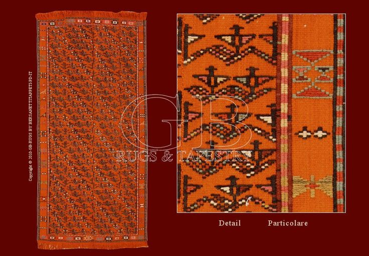 CAUCASIAN VERNEH RUG , ANTIQUE AND OLD KILIMS_141016237424  cm 255 x 122  They are originally slightly ruled fabrics destined to manifold functions: covers, mantles, carpets...