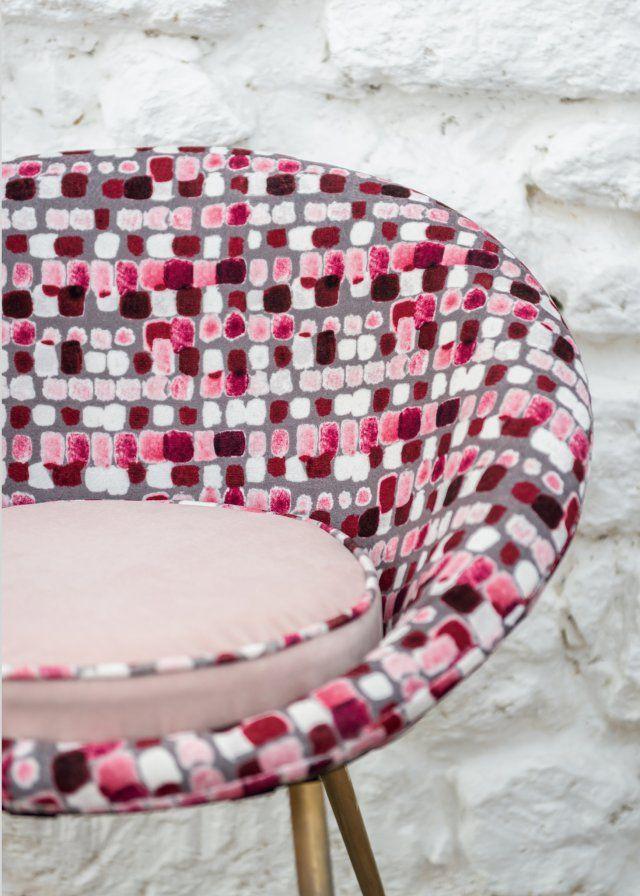 1000 id es sur le th me tissu pour fauteuil sur pinterest - Tissu d ameublement pour chaise ...