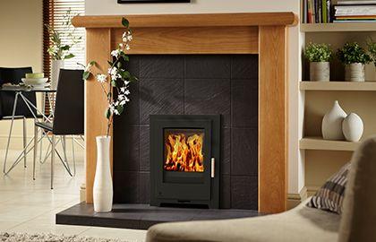 inset wood burner stoves - Google Search
