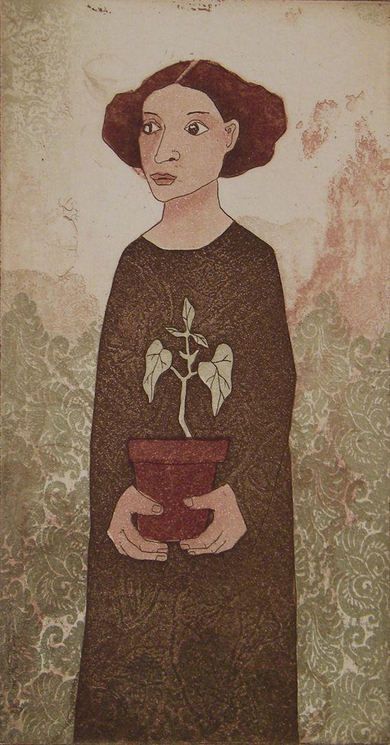 Taimi (A Sapling) by Finnish artist Piia Lehti (2008).