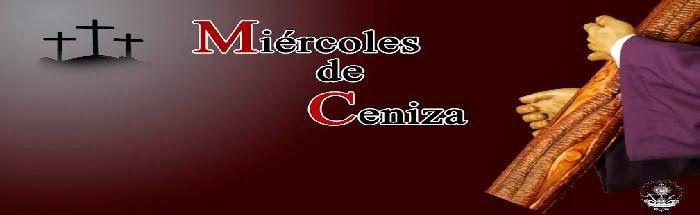 RECURSOS PARA TU FACEBOOK: Portadas de Miércoles de Ceniza para Facebook