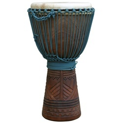 Djembe learn to type