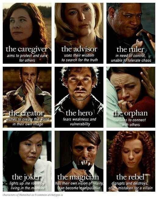 Hannibal- today I joined the fandom with a cannibal psychiatrist, an FBI detective who's borderline crazy, and a man who's wife is dying of cancer. ... :)