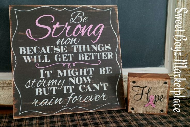 Inspirational quote for Cancer survivors <3 This and more from Sweet Boyz Marketplace (www.facebook.com/sweetboyzmarketplace) #craftyab