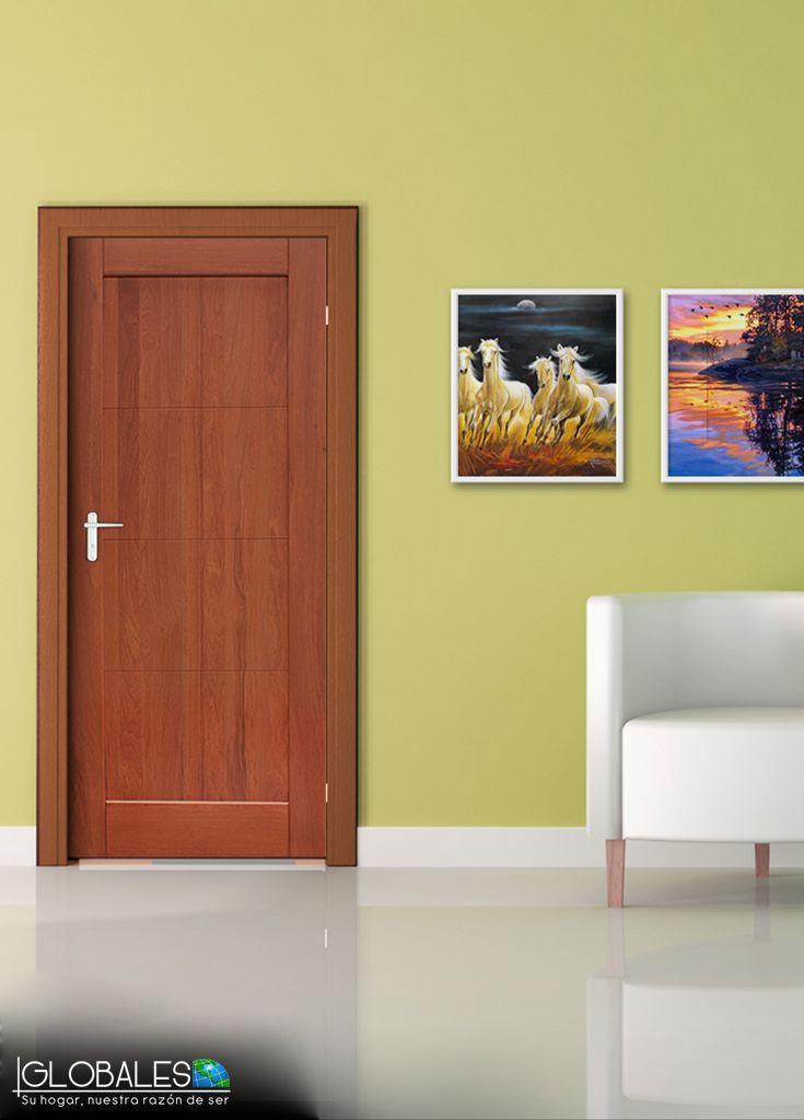 11 best puertas de madera globales images on pinterest On puertas hogar