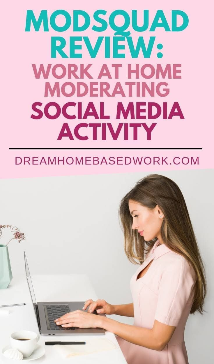 ModSquad Review: Work at Home Moderating Social Media Activity