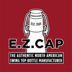 E.Z.Cap Swing Top Bottles logo