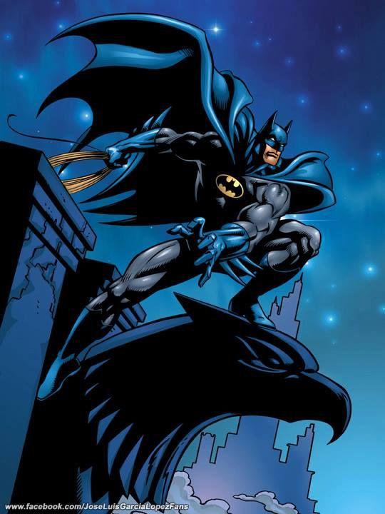Batman by Jose Luis Garcia-Lopez
