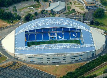 Brighton & Hove Albion FC: Falmer Stadium Guide | English Grounds | Football-Stadiums.co.uk