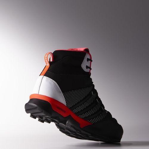 exclusif Adidas Chaussure montante Terrex Scope GTX Noyau Noir / Rouge solaire / FTWR Blanc (M29097) - Hommes Outdoor dégagement