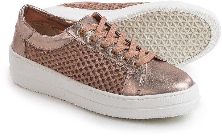 Steve Madden Neon Mesh Metallic Sneakers (For Women)