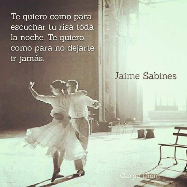 """Jaime Sabines."