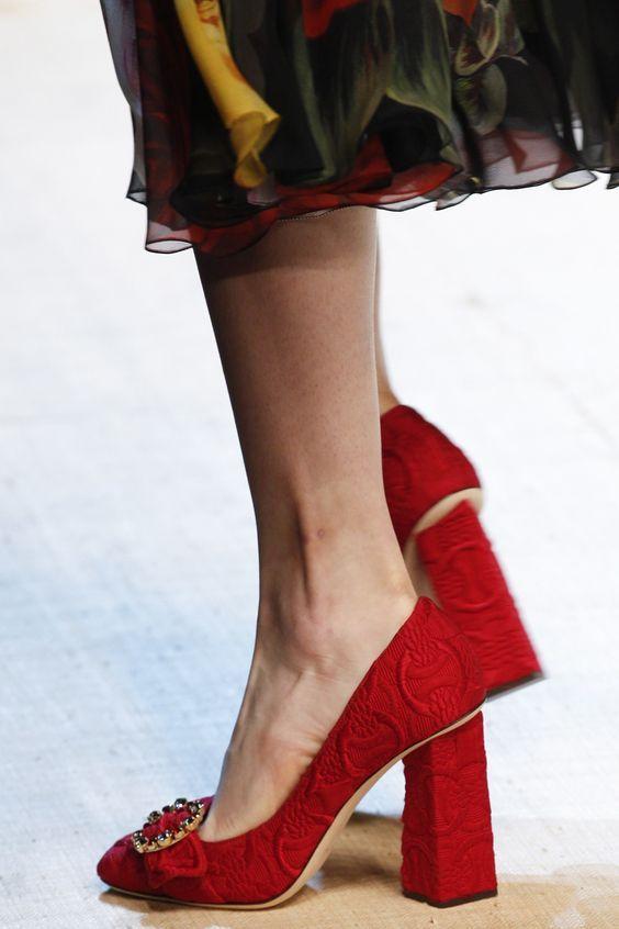 Dolce & Gabbana SS 2017 Fashion show details & more