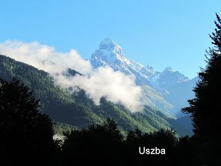 Ireneusz Gębski: Gruzja - Batumi i Kazbek