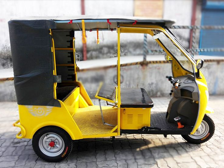 Plaudit Auto e Riskshaw is a Battery operated Electrical Auto Riskshaw. The Product was produced by using Advance Technology, High grade Components and Innovative Ideas of our Professionals. Visit us: http://www.plauditerickshaw.com/product/plaudit-e-cargo-riskshaw-i/