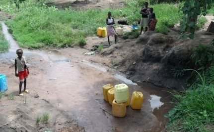 5 Shocking Facts About Water Scarcity on World Water Day  Read more: http://www.care2.com/causes/5-shocking-facts-about-water-scarcity-on-world-water-day.html#ixzz2wixSrmIT