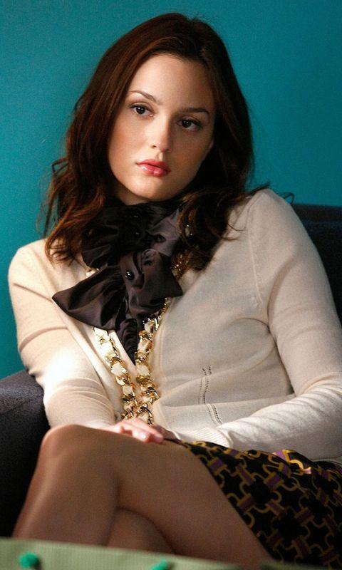 Leighton Meester As Blair Waldorf, 2009