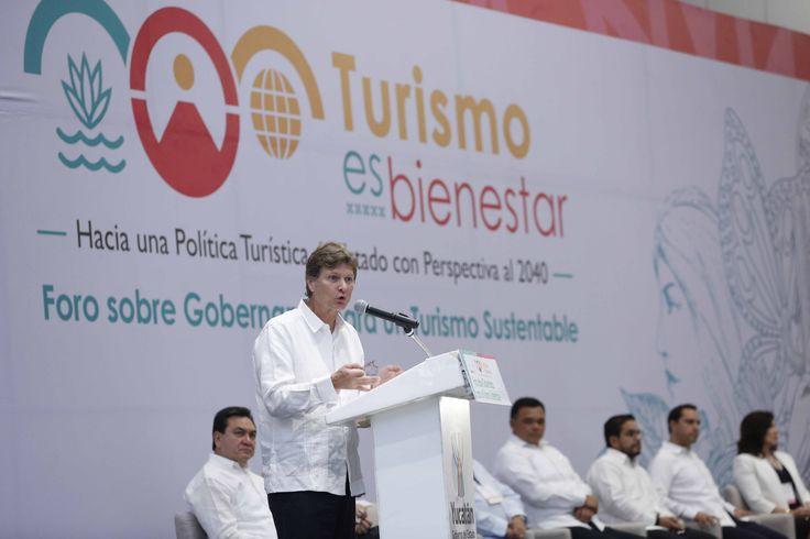Necesaria En México Una Política Turística De Estado Con Perspectivas Al 2040: De La Madrid