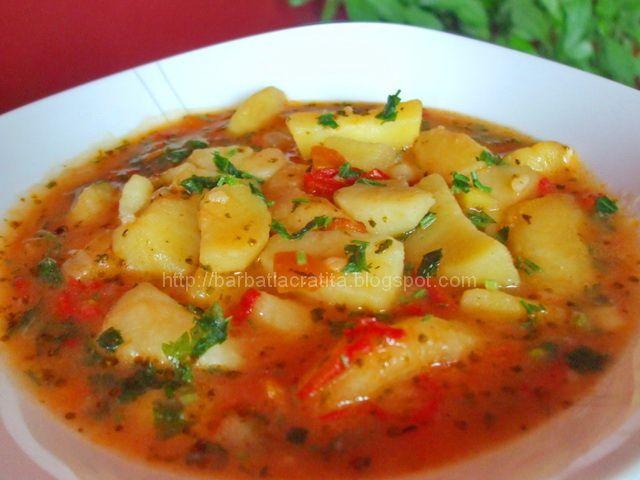 Tocanita de cartofi Moldova