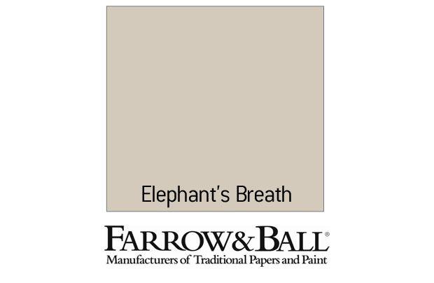 farrow and ball elephants breath | Farrow & Ball Estate Eggshell Paint - 229…