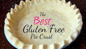 {Allergy Friendly Recipes} The Best Gluten Free Pie Crust