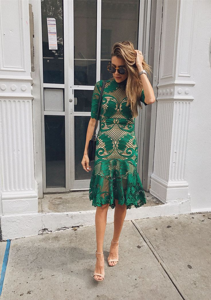 Daily Style Diaries: NYFW Shopbop Brunch