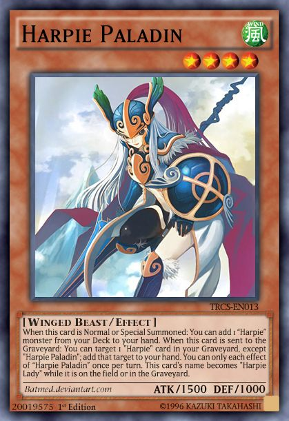 20 Best Harpie Deck Images On Pinterest Deck Lady And
