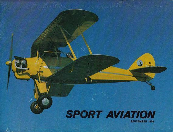 September 1979 Sport Aviation Magazine Articles Experimental Aircraft Association
