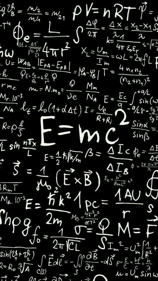 I never like equations but I lik how it looks so messy.