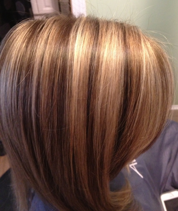 Neutral Highlights On Pinterest Chunky Highlights Highlights And ...