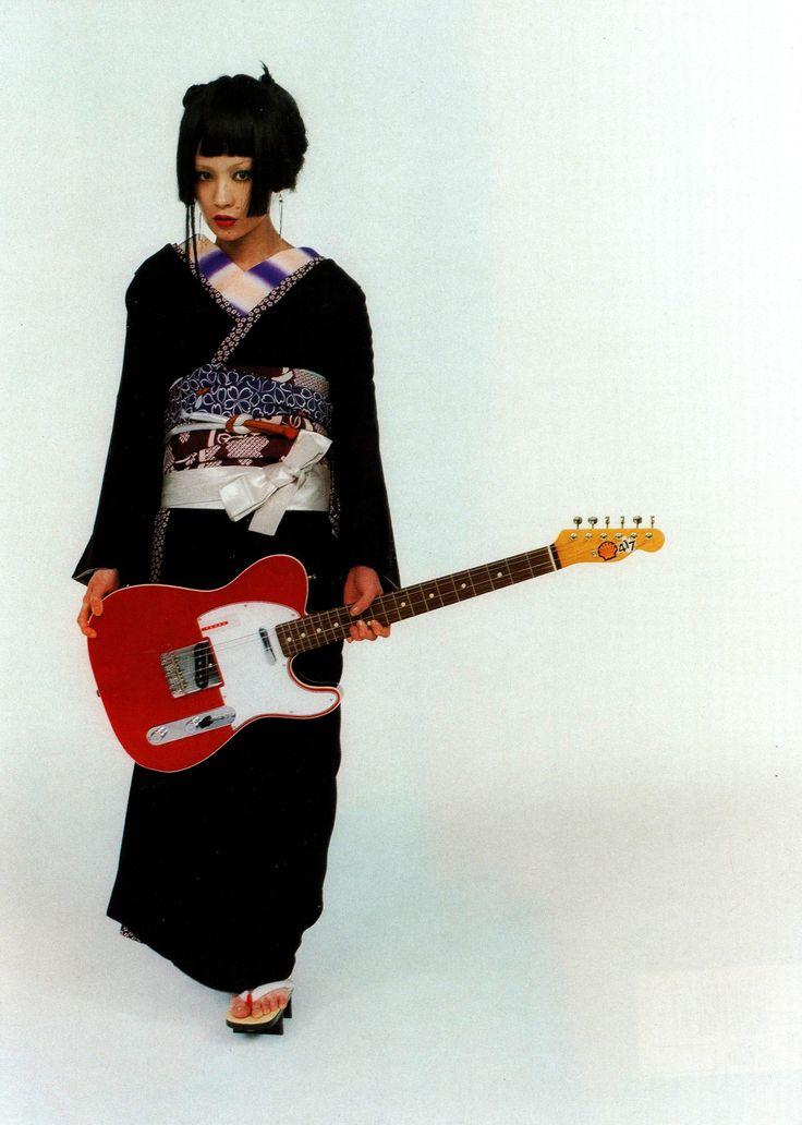 BUZZ Magazine Shiina Ringo