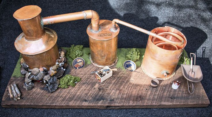 51 best Miniature Distillery images on Pinterest ...