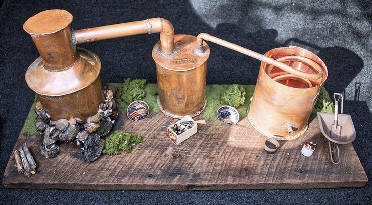 51 best Miniature Distillery images on Pinterest ...