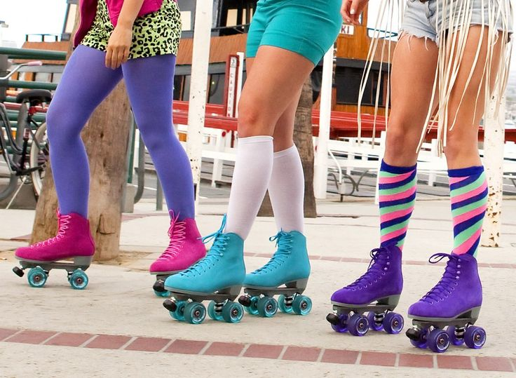 amizade sobre  patins