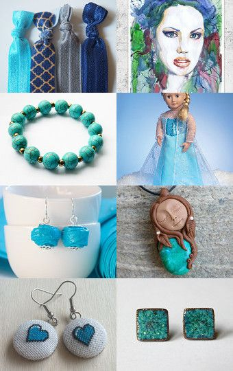 #Winter #blue #treasury by @bynadialab on @Etsy #handmade #holiday https://www.etsy.com/treasury/MzM5MjU2NTB8MjcyNDQzMTUwNQ/winter-blue --Pinned with TreasuryPin.com