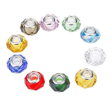 Intionix Shop Fashion Oblate Shape Multicolor Crystal DIY Beads 10pcs $ 6.99 http://intionixshop.com/collections/women-jewelry/products/intionix-shop-fashion-oblate-shape-multicolor-crystal-diy-beads-10pcs #Menfashion #Womenfashion #MenJewelry #womenJewelry #Wallets #HomeDecors #Health #Fitness #Events #Sports