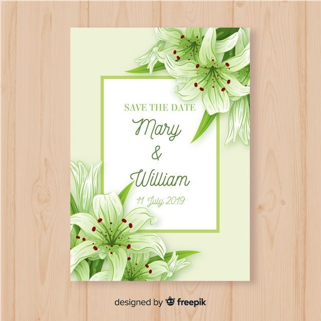 Download Wedding Invitation Card Template For Free Wedding Invitation Card Template Wedding Invitation Cards Wedding Invitations